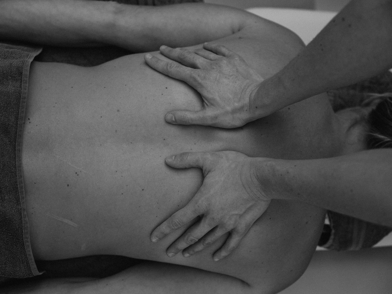Physiotherapie des Rückens